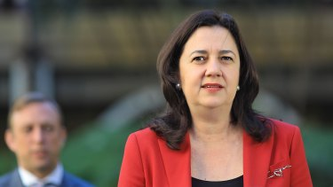 Despite the growing costs of keeping ministerial advisers on the books, Premier Annastacia Palaszczuk's administration found $2 million in savings.