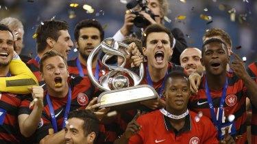 Western Sydney's 2014 AFC Champions League win feels like a lifetime ago.