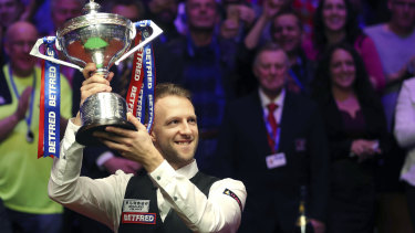 An ambitious punter was impressed by eight-year-old Judd Trump in 1998, and his faith paid off at 1000-1.