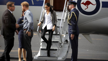 Meghan, Duchess of Sussex has helped propel Outland Denim into the national spotlight.