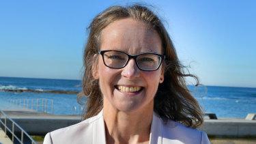 Professor Jennifer Martin.