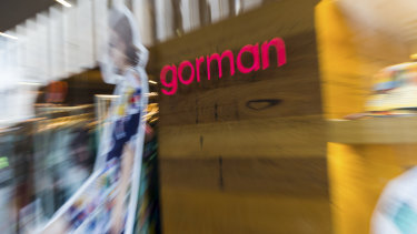 Factory X, which owns popular clothing brand Gorman, has been ramping up the enforcement of its 'Black Friday' trademark.