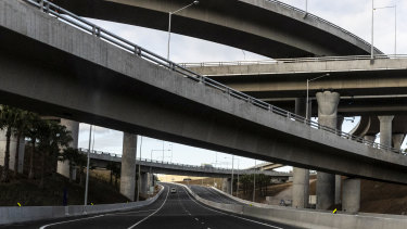 Data shows a looming gap in Australia's infrastructure pipeline.