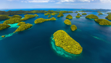 Palau ... the Pacific island nation will host a global meeting on ocean protection this year.