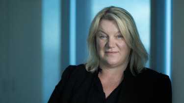 Workplace Safety Minister Ingrid Stitt.