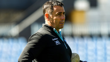 No longer above the law: The Sharks seemed to do whatever they wanted under Shane Flanagan.