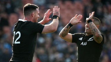 New Zealand showed no mercy against Tonga in their final World Cup warm-up.