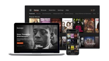 Kanopy is a streaming service that works like Netflix, except your library pays for you to watch a certain number of films per month.