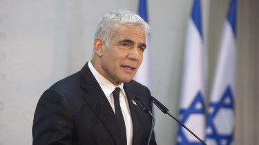 Opposition chief Yair Lapid could put together a coalition of right-wing, centrist and leftist parties to dislodge Netanyahu.