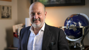 Russel Howcroft hosts 3AW's breakfast show with Ross Stevenson.