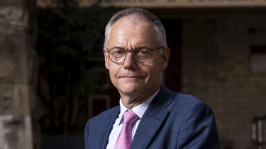 Steffen Faurby, managing director of TAFE NSW.