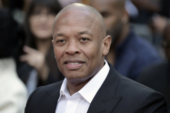 Dr Dre reportedly had a brain aneurysm and spent time at the intensive-care unit.