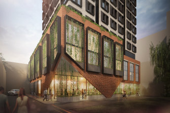 TRYP byWyndhamCarlton Melbourne will offer 173 rooms.
