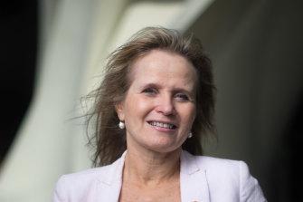 The head of Melbourne's Peter Doherty Institute, Professor Sharon Lewin.