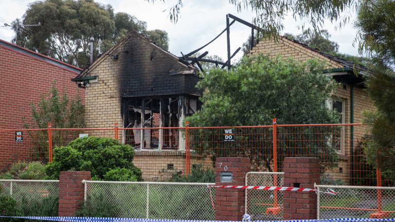 Royal Children S Hospital Mental Health Service Engulfed In Flames