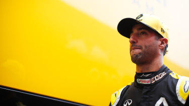 Daniel Ricciardo knew the move to Renault was the right one for him.
