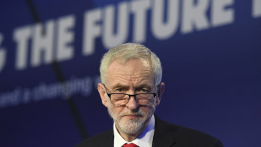 Opposition Leader Jeremy Corbyn also changed track on his party's Brexit policy this week.