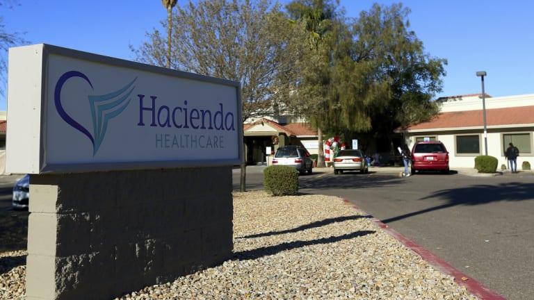 Hacienda HealthCare in Phoenix, Arizona.