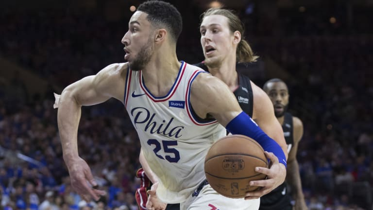 Lessons from Down Under: Ben Simmons is dominating for the 76ers in the NBA.