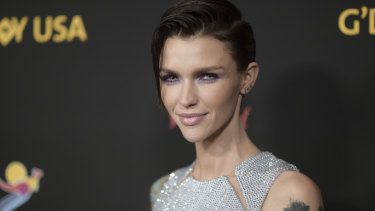 Australian actress Ruby Rose has been cast as Batwoman.