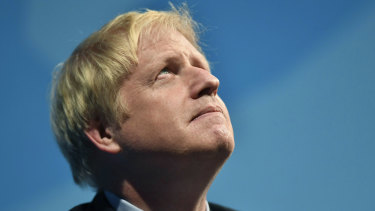 Watch this space: Boris Johnson is tipped to be the UK's next prime minister.