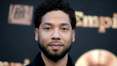 Empire actor Jussie Smollett said two men attacked him in a racist and homophobic attack.