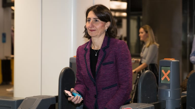 Premier Gladys Berejiklian says the state's roads authority will take heed of the judgment.