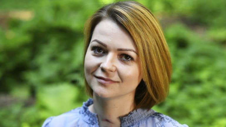 Yulia Skripal.