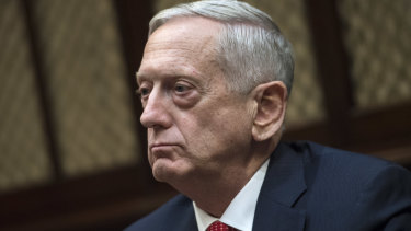 US Defence Secretary Jim Mattis was regarded by traditional allies as their most sympathetic and effective conduit to President Donald Trump.