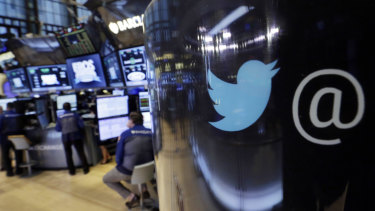 Twitter's stock closed down 21 per cent Friday, though it has still more than doubled in the last year.