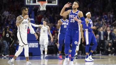 Ben Simmons is impressing his teammates.