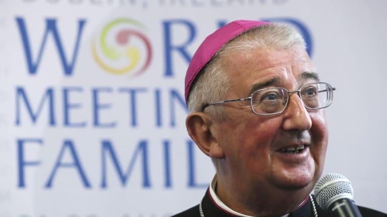 Archbishop Diarmuid Martin, Archbishop of Dublin.