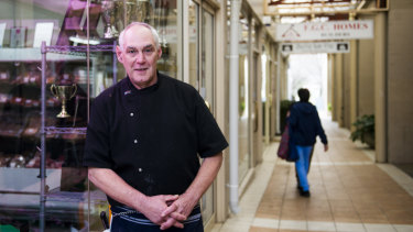 Award-winning butcher Alan Matthews from Southland Quality Meats says he isn't afraid of a little competition.