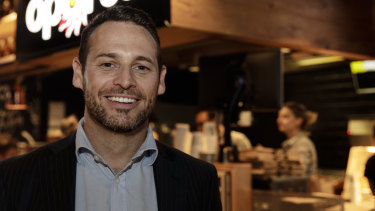Brett Houldin, chief executive of Craveable, will remain under the deal.