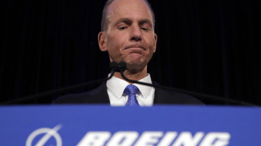 Under Dennis Muilenburg, a longtime Boeing engineer who became chief executive in 2015, the company has said it plans to bring more work back in-house for its newest planes.