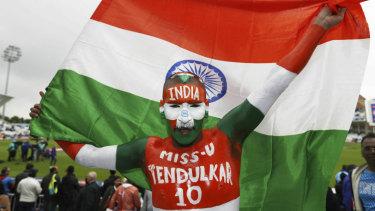 The India-Pakistan clash had 500,000 ticket applications.