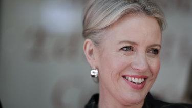 Chloe Shorten, the wife of Opposition Leader Bill Shorten.
