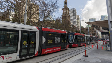 'First time in half century': Most striking feature of Sydney's new trams