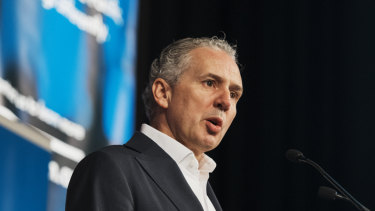 Telstra chief executive Andy Penn said the announcement confirms its T22 transformation plan is on track.