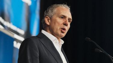 Telstra chief executive Andy Penn.