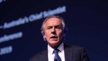 Dr Alan Finkel says Australian universities need to shift focus.