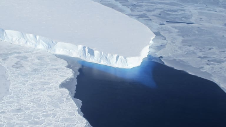 The Thwaites Glacier in Antarctica is increasingly being viewed as posing a potential planetary emergency.