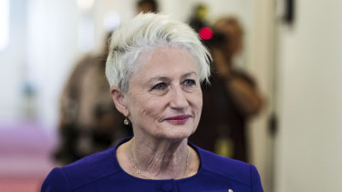 Independant MP Kerryn Phelps