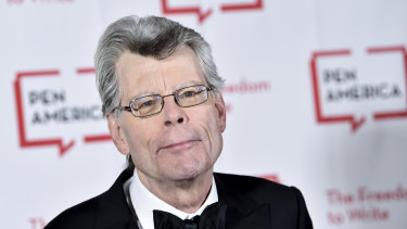 Simon & Schuster is the publishing home of the likes of best-selling author Stephen King.