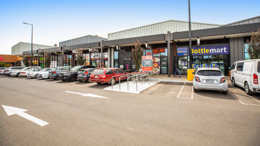 Eight strata titled shops in Lendlease's Aurora Village sold to self-managed super funds or retirees.