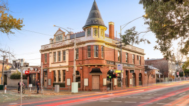 Fitzroy Community School is the mystery buyer of Irish pub, the Dan O'Connell.