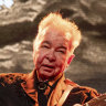 John Prine performing at the Bonnaroo Music and Arts Festival in Manchester, Tenn, in 2019. Prine died this wee from CONVID-19 complications.