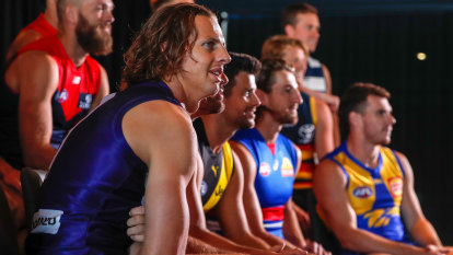 Captains predict very different fortunes for WA clubs in 2020 AFL season