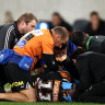 Sickening Michael Chee Kam concussion overshadows gritty Eels win