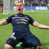 Berisha opts for Western United in A-League return